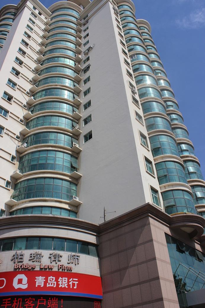 青岛市市南区香港中路169号天虹大厦902户房产